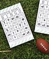 Choose a Super Bowl Printable