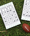 Choose a Super Bowl Printable
