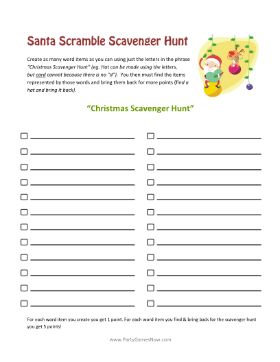 christmas-scavenger-hunt-scramble