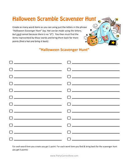 halloween-scramble-hunt